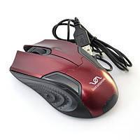 Компьютерная мышь FC-3018 оптическая, проводная