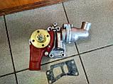 Насос водяной (помпа) в сборе УАЗ, ГАЗ 21, фото 4
