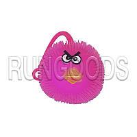 Игрушка на резинке LED 8.5см Angry Birds