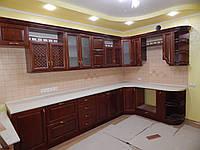 Кухня з дуба
