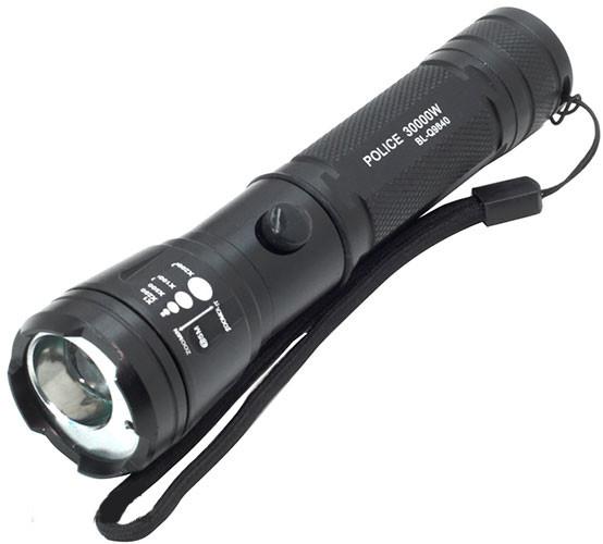 Подствольный фонарь Police BL 9840 фонарик + лазер