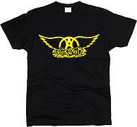 Aerosmith 01 Футболка мужская