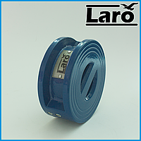 Клапан чугунный межфланцевый Ду 80 двухстворчатый Laro Check (art 901)