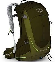 Рюкзак Osprey Stratos (24л), зелений