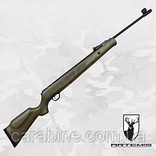 Пневматическая винтовка Artemis GR1600W с Газовой пружиной + Глушитель