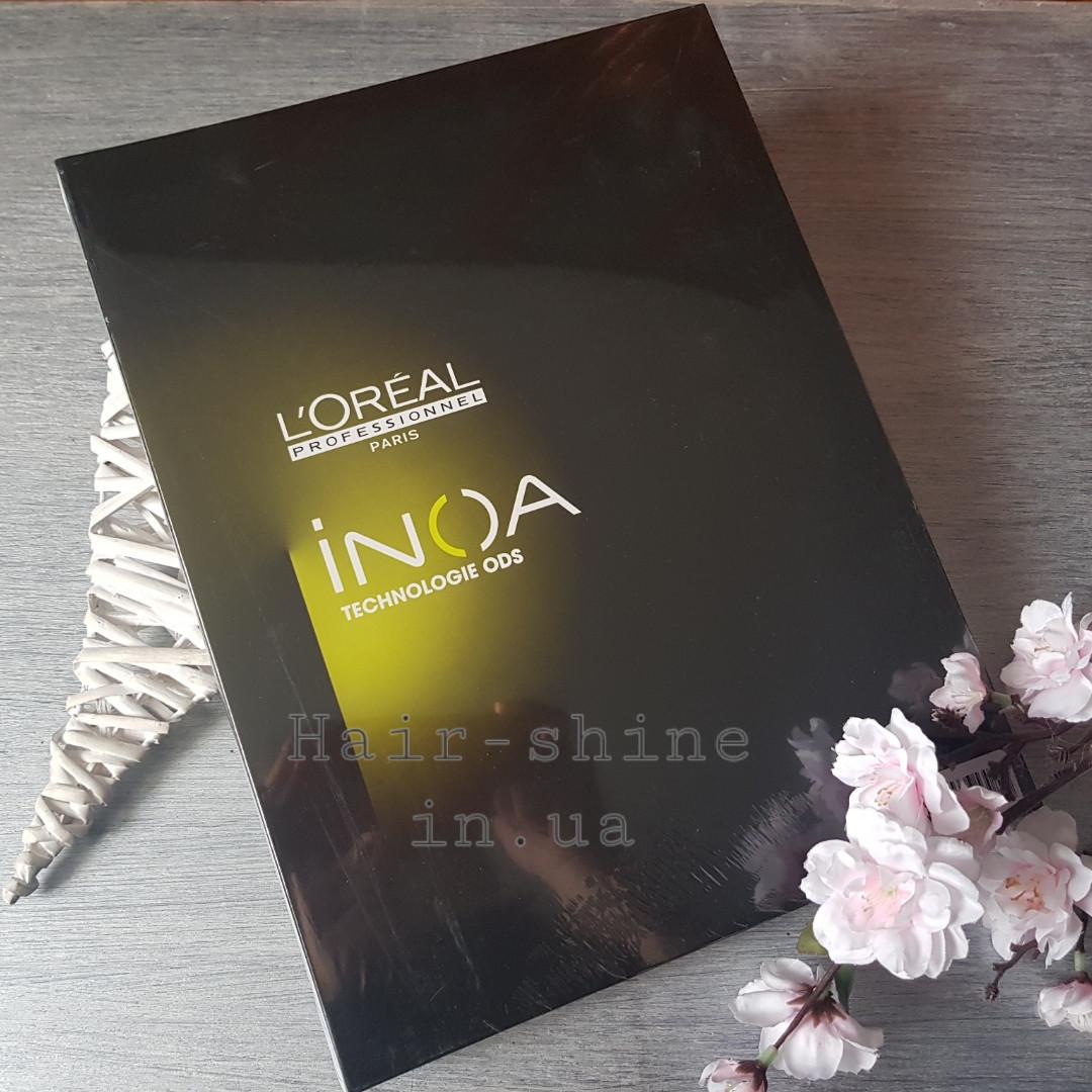 Палитра краски Loreal Professional INOA Лореаль Иноа