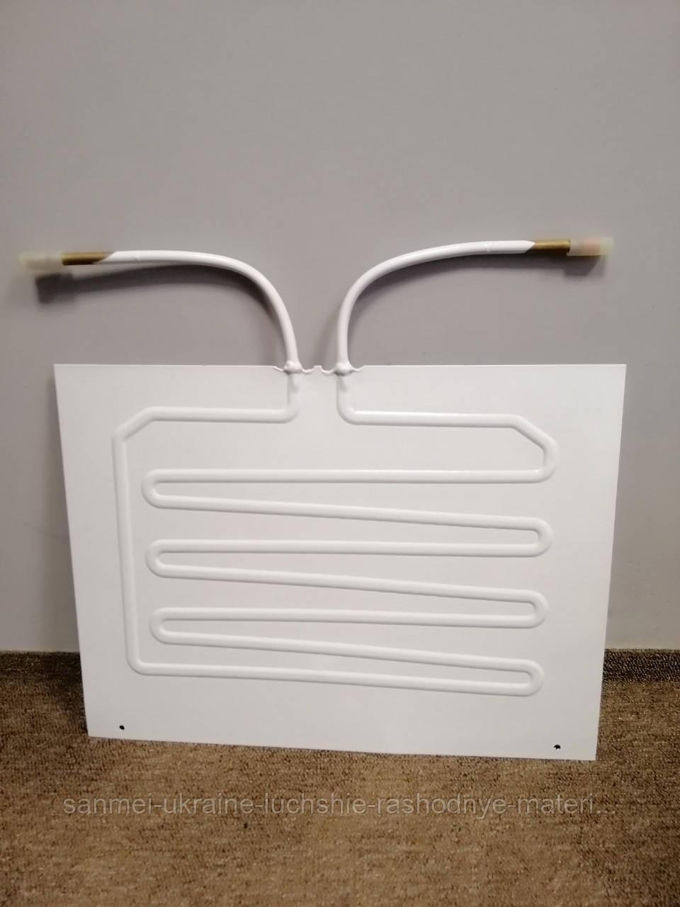 Испаритель 45х35 (плачущий) двухпатрубковый проходной