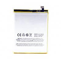 Аккумулятор BT61 Meizu M3 Note, Li-Polymer, 3,85 B, 4050 мАч, M681H