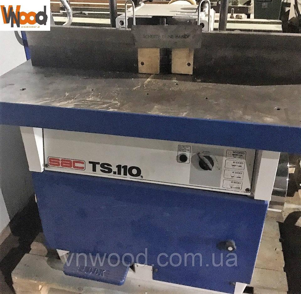 Фрезерний  верстат SAC TS 110