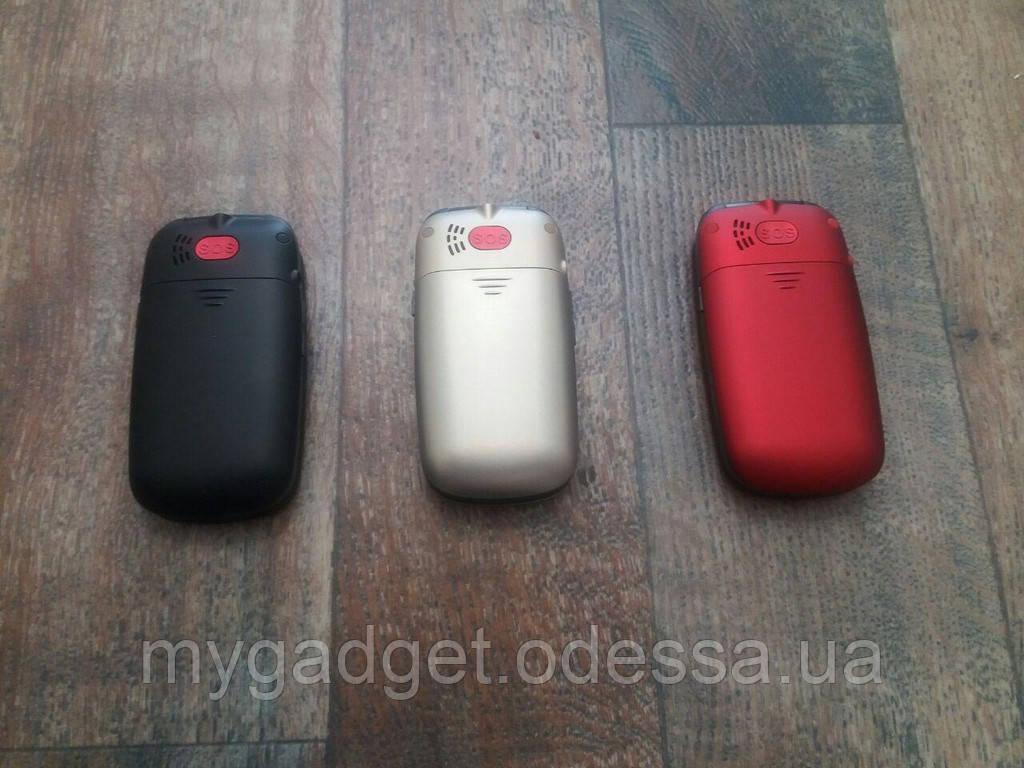 Бабушкофон Samsung Care Flip 2 SIM FM радио Разные цвета!