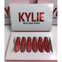 Kylie Valentine edition набор матовых помад 6шт