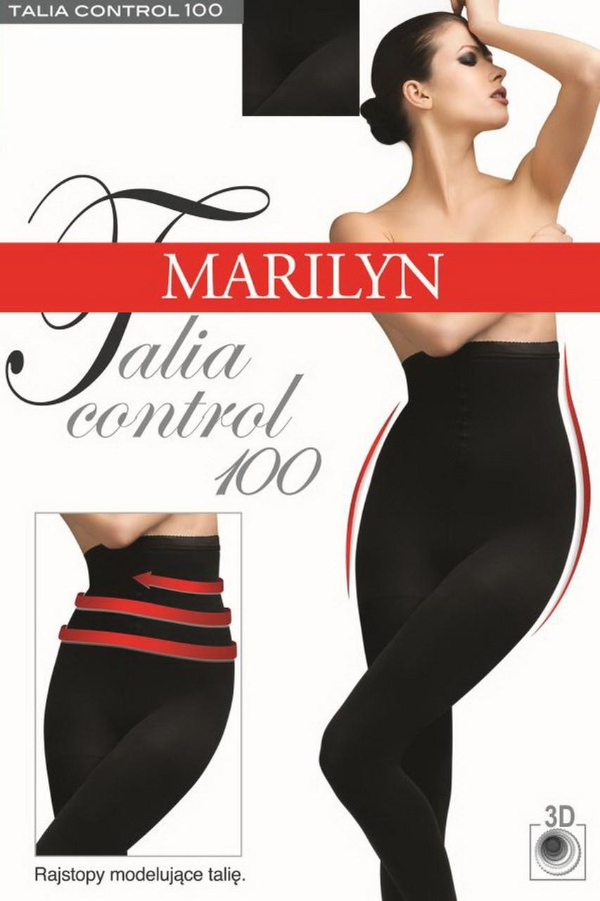Marilyn Talia control 100