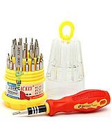 Набор инструментов для шуруповертов 31 в 1 Jackly Multifunction