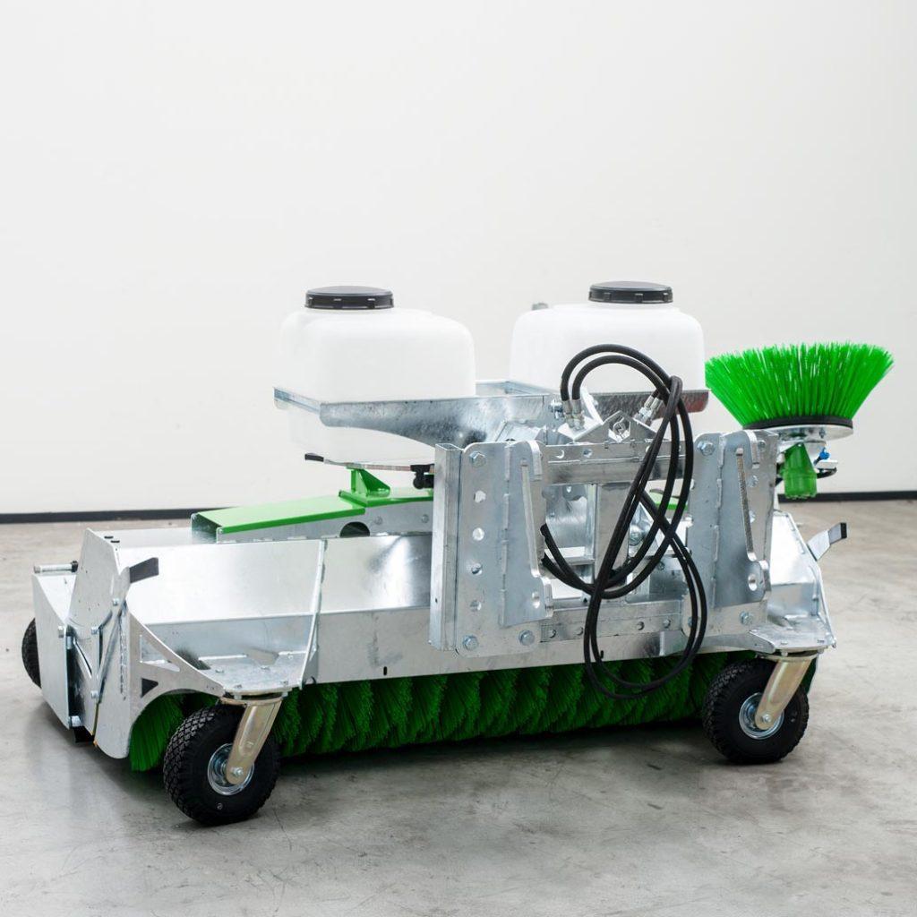 Снігоочисна (Підмітальна) машина ZOCON V 240-М