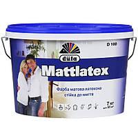 Фарба матова латексна Dufa Mattlatex 7кг