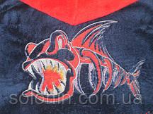 Рыба на халате.