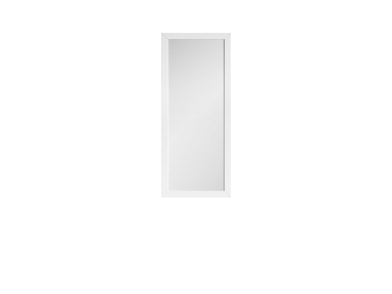 Зеркало Kaspian lustro 50  S128-LUS/50-BI (BRW)