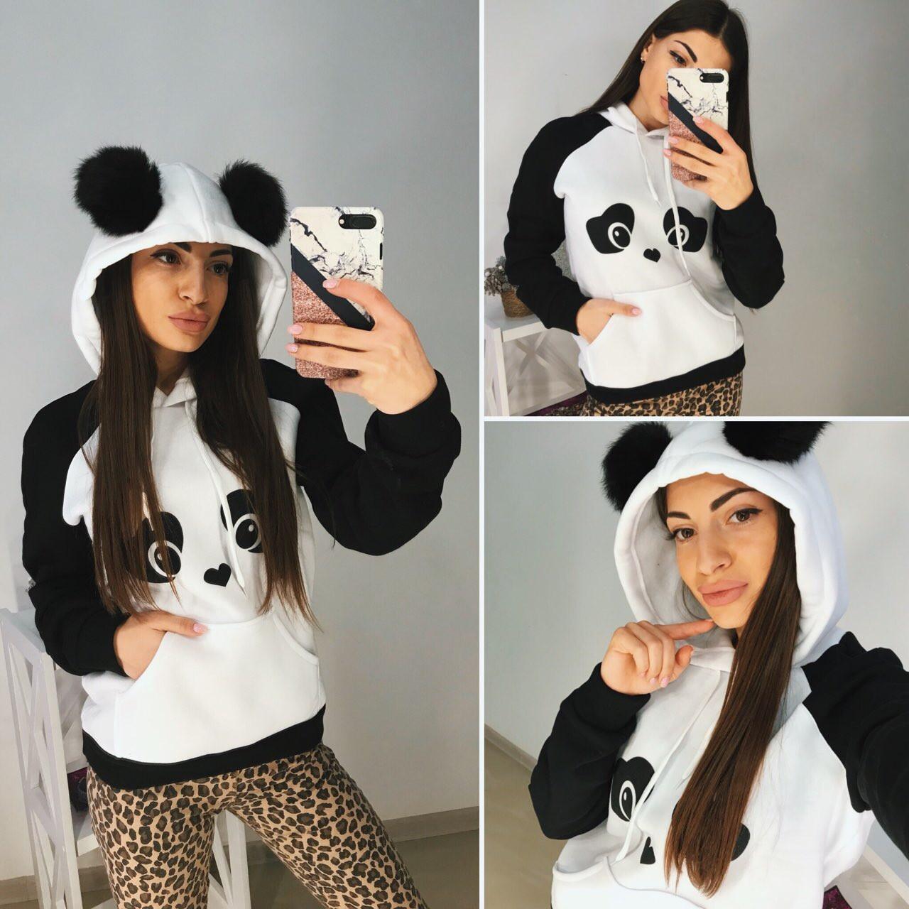 Худи Панда