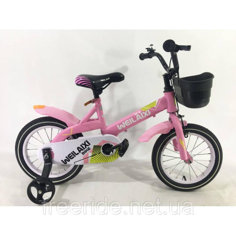 """Детский велосипед TopRider WeilAixi """"876"""" 16"""