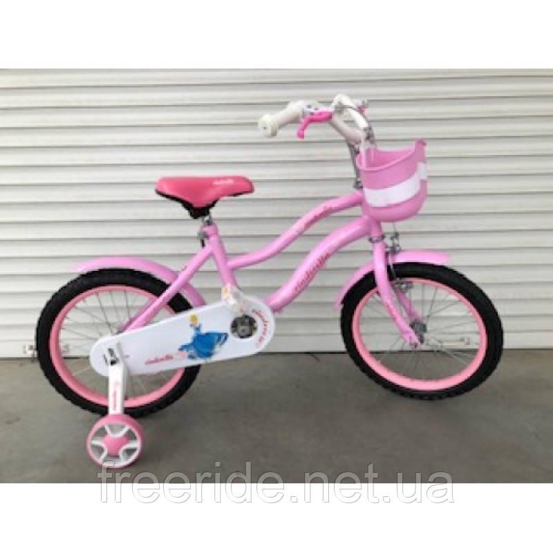 "Детский велосипед TopRider 881 16"""