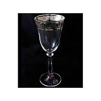 Бокалы для вина, 250 мл-6штук, Bohemia Angela, 101588 /П1