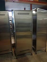 Шкафы из нержавеющей стали
