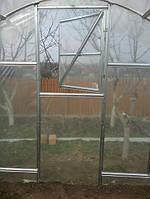 """Каркас теплиці під плівку """"Південна-4"""" 3х4х2, підсилена / Карас для теплицы под пленку """"Южная-4"""""""