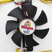 Інкубатор Теплуша ІБ-72 ЛМ механічний, влагометр, фото 3