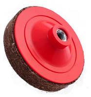 Круг войлочный для УШМ Pilim - 125 х 25 мм, мягкий