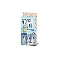Столовый набор Tramontina, BABY, 3 предмета, синий, 66973/000 /П2