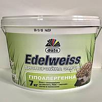 Фарба гіпоалергенна Dufa Edelweiss 7кг