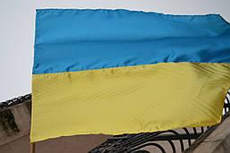 Украинский флаг 140х90-  28гр, фото 3