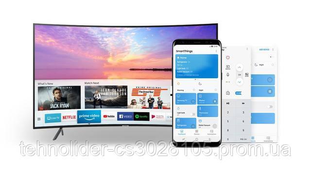 Приложение SmartThings Samsung фото