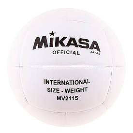 Мяч клееный волейбольный Mikasa MV211S