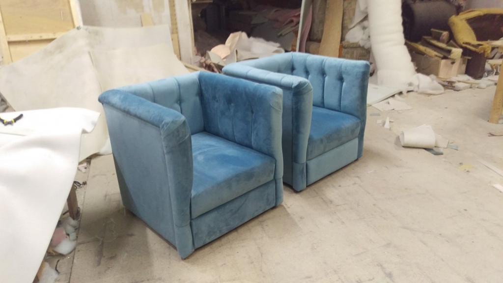Диван + 2 крісла під замовлення.  4