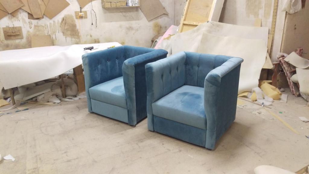 Диван + 2 крісла під замовлення.  6