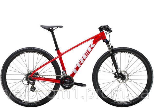 "Велосипед Trek 27,5"" - 29"" Marlin 6 red (2019)"
