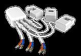 Измеритель электроэнергии (3 клипсы) на 60А Aeotec Home Energy Meter Gen5 — AEOEZW095C3A60, фото 2