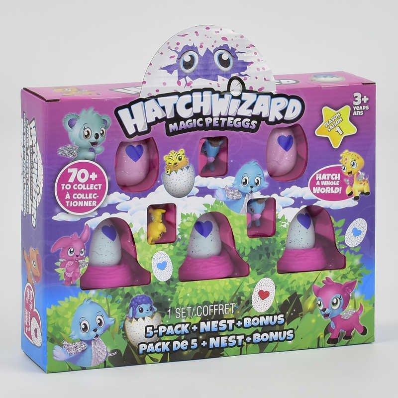 Яйцо сюрприз Hatchimals