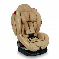 Автокресло Bertoni ARTHUR ISOFIX (0-25кг) (beige leather) (арт.20347)