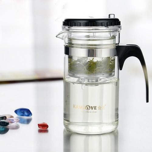 Чайник заварочный с кнопкой Kamjove TP-120, 200 мл