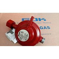GOK Germany Регулятор тиску для газобалонних установок gok FL-92-4, 4 кг/год 50 мбар PS 16bar
