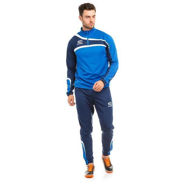 Костюм тренировочный Europaw TeamLine сине-т.синий