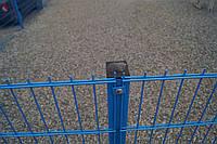 Столбы для панельного забора из сетки 1650, 60*40*1,5