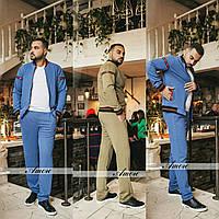 Мужской модный костюм  РРм63, фото 1