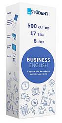 Картки для вивчення англійської мови Business English 17 Тем