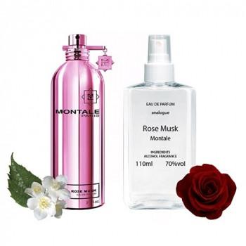 Парфюмированная вода реплика Montale Roses Musk 110 мл