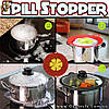 """Крышка-невыкипайка - """"Spill Stopper"""" - 28 х 26 см."""
