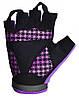 Велорукавички PowerPlay 5284 Фіолетові M, фото 3