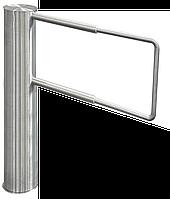 Турнікет – МЕХАНІЧНА хвіртка GATE -SPR, телескопічна лопать з труби (650-1000) мм Н/Ж шліфована., фото 1